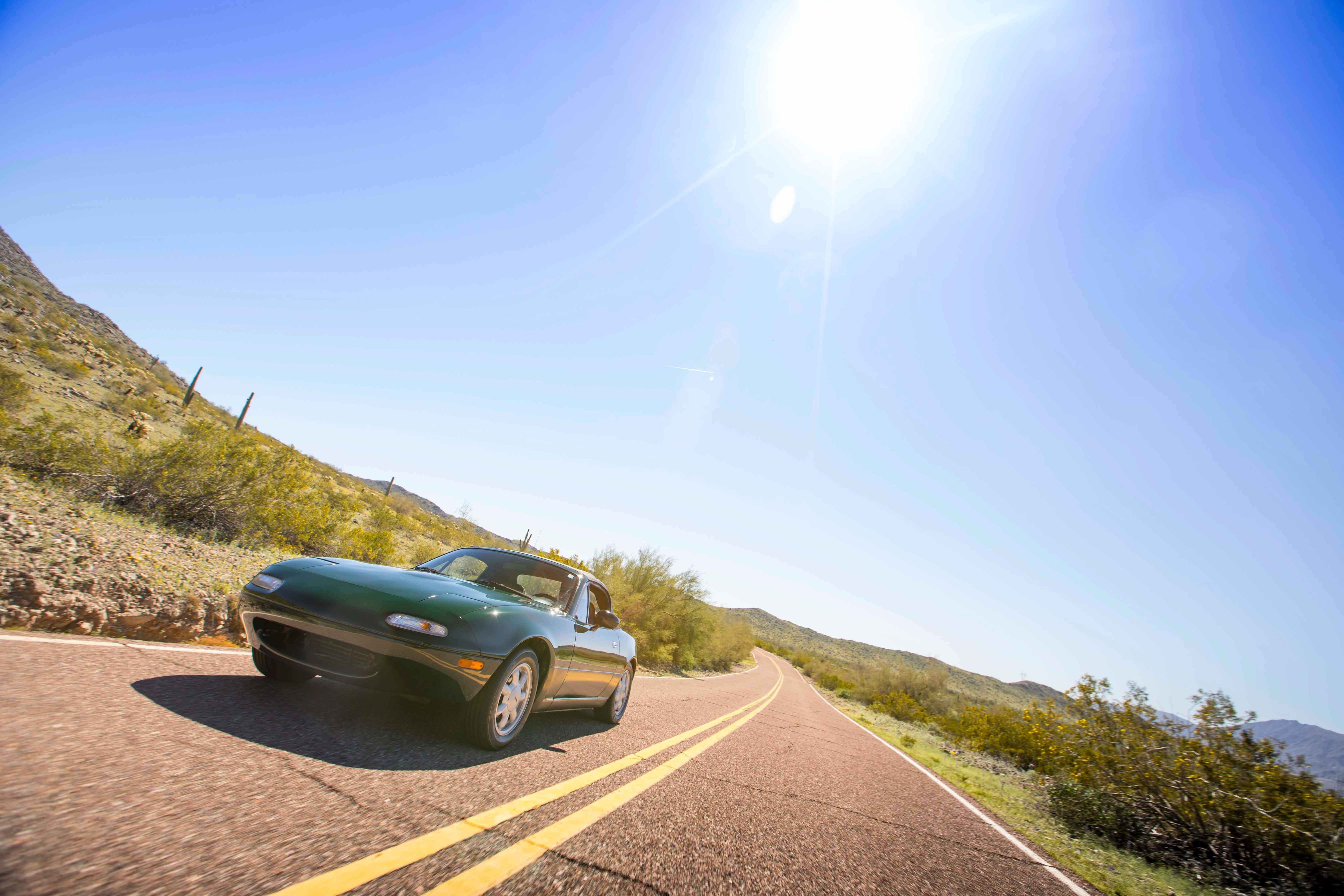 Mazda Miata: Greatest car of the 1990s thumbnail