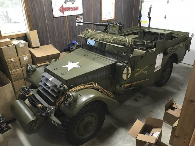 Military Jeep For Sale >> You Can Still Buy A Jeep In A Crate Sort Of
