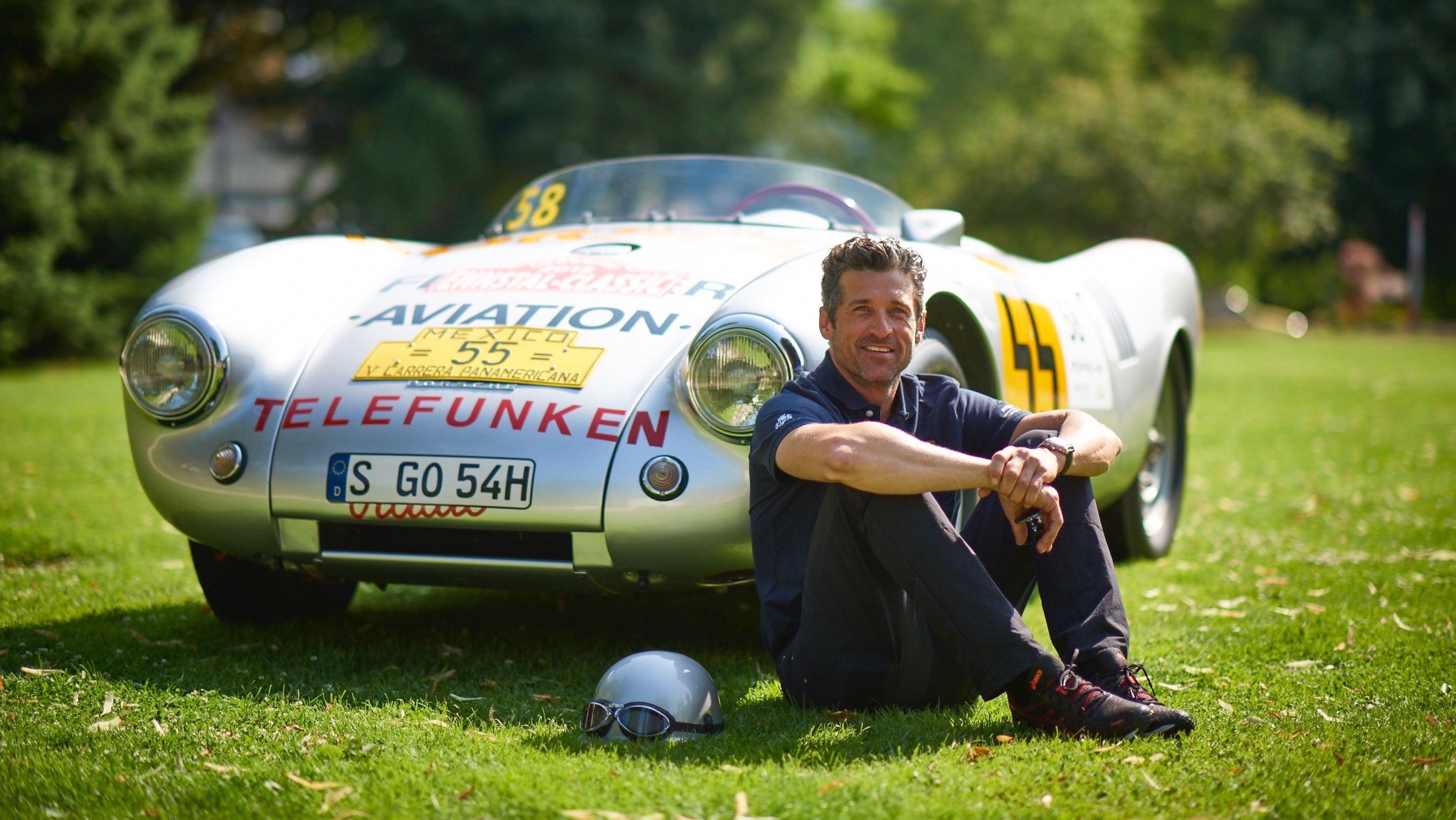356 Speedster 1500 Patrick Dempsey