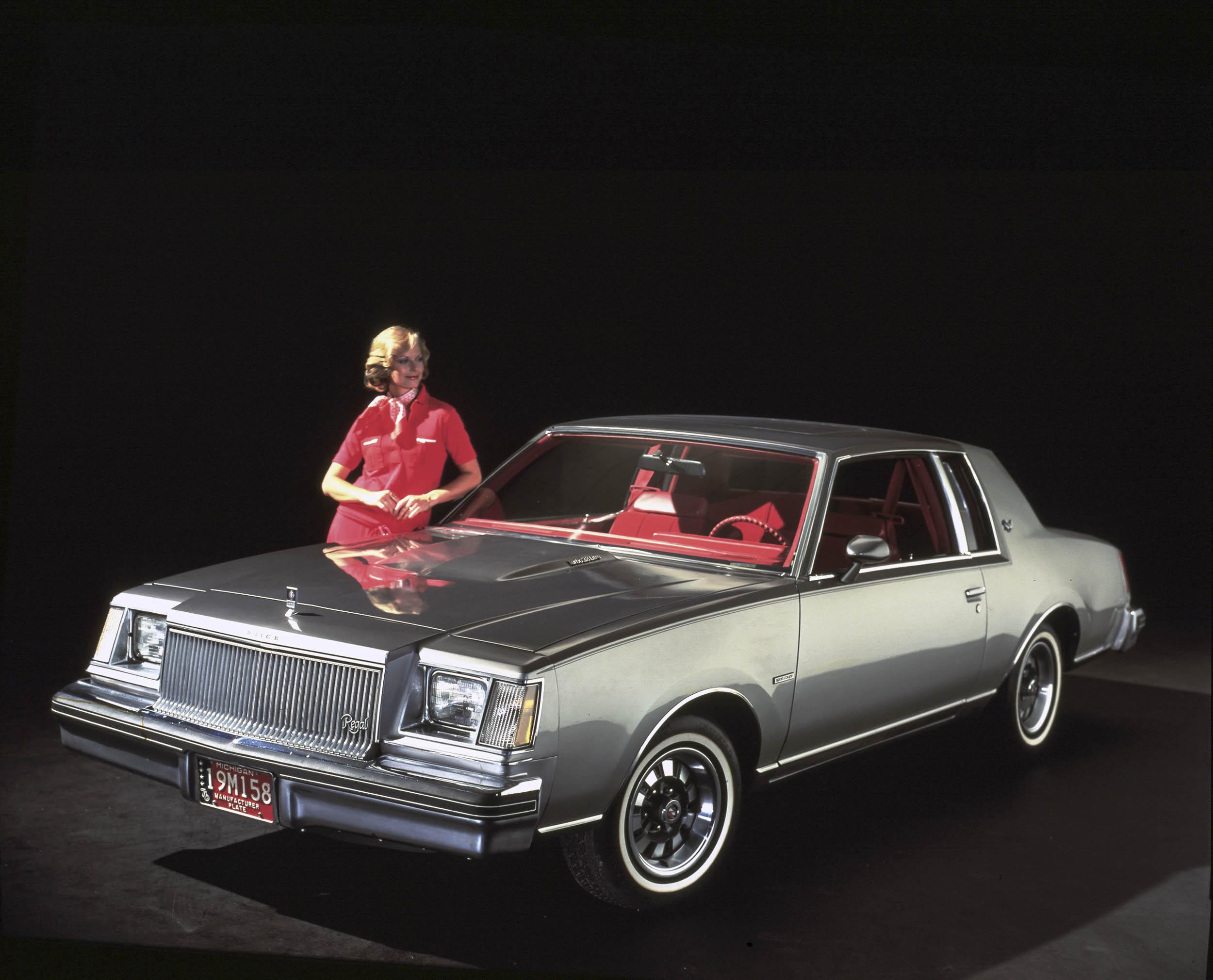 1978 buick rega; turbo sport coupe