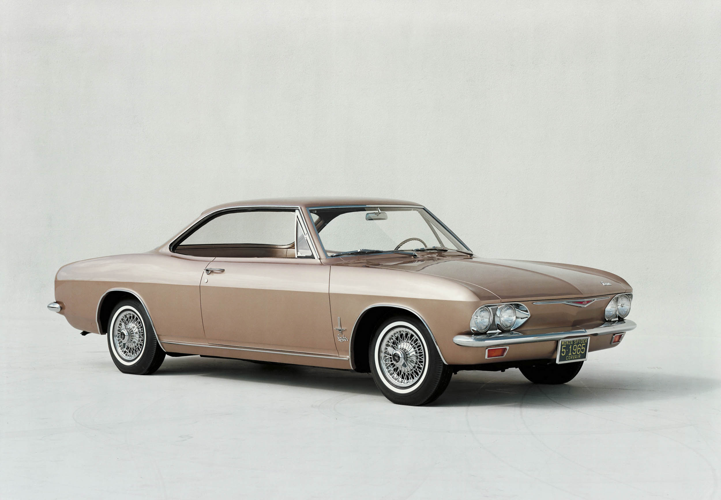 1965 Corvair Monza Spyder coupe