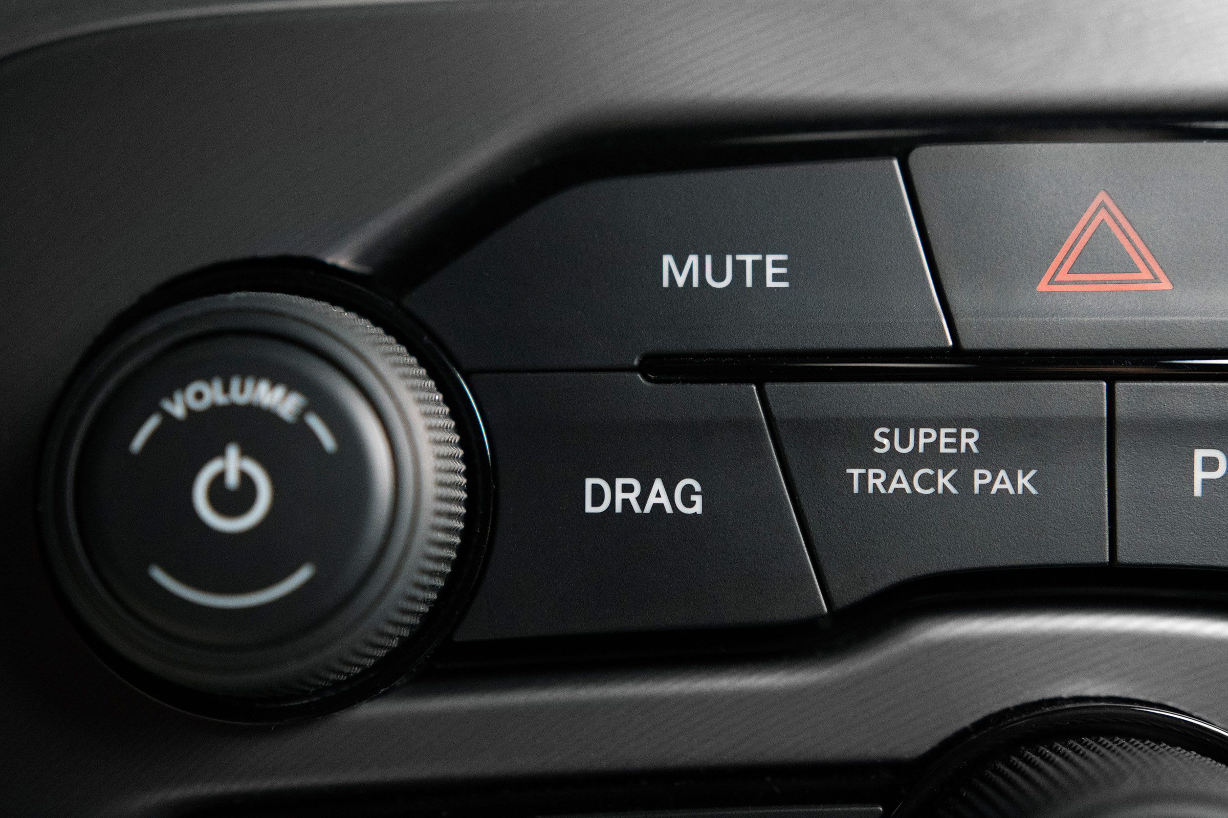 2019 Dodge Challenger R/T Scat Pack 1320 drag mode button