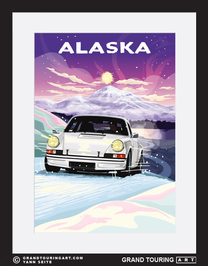 Piotr Jędrzejuk Alaska