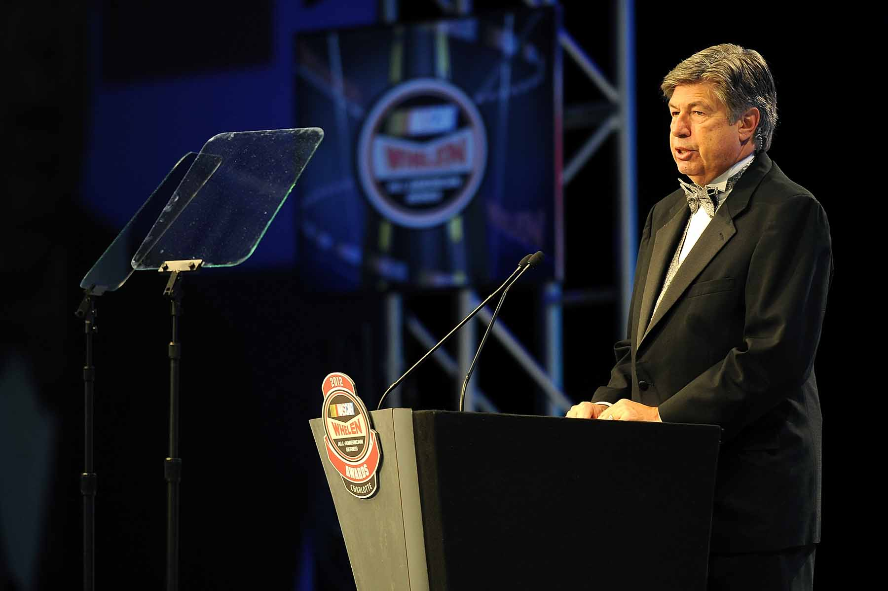 The latest Hagerty Sidedrafts podcast features NASCAR announcer Mike Joy thumbnail