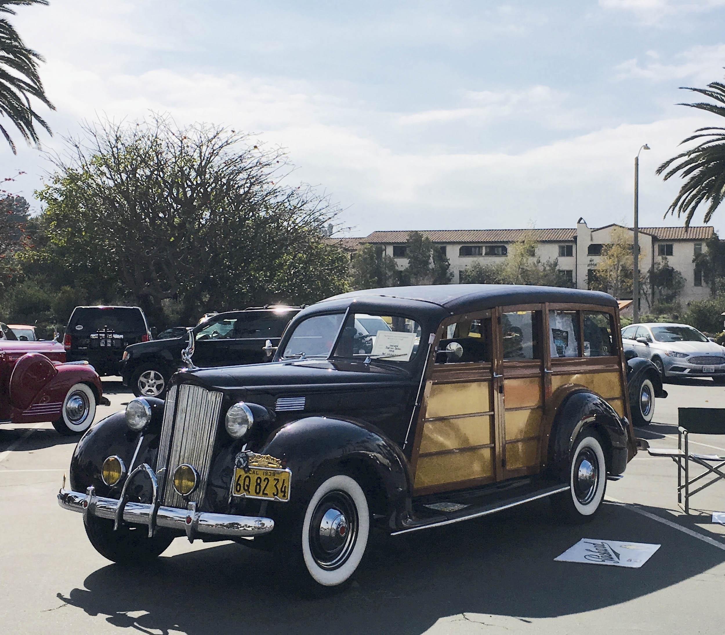 1939 Packard Hercules