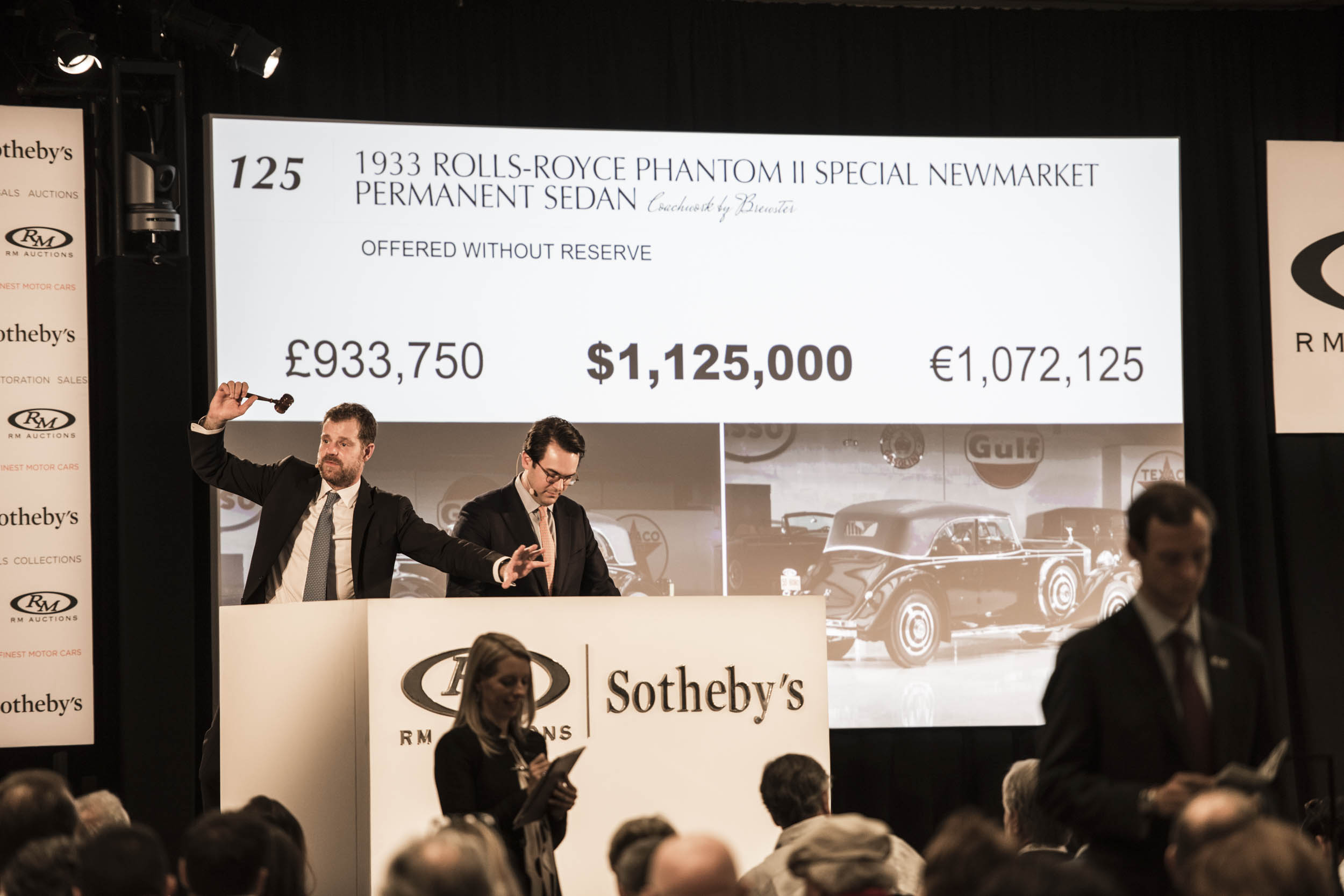 RM Sotheby's Monterey classic cars