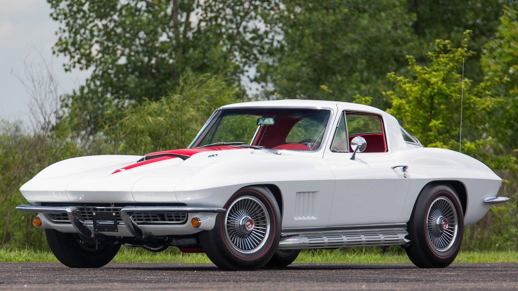 1967 Corvette L71 Coupe