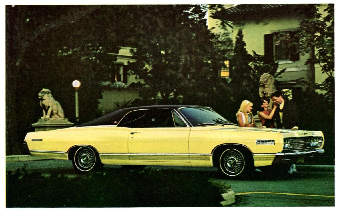 1967 Mercury Marquis