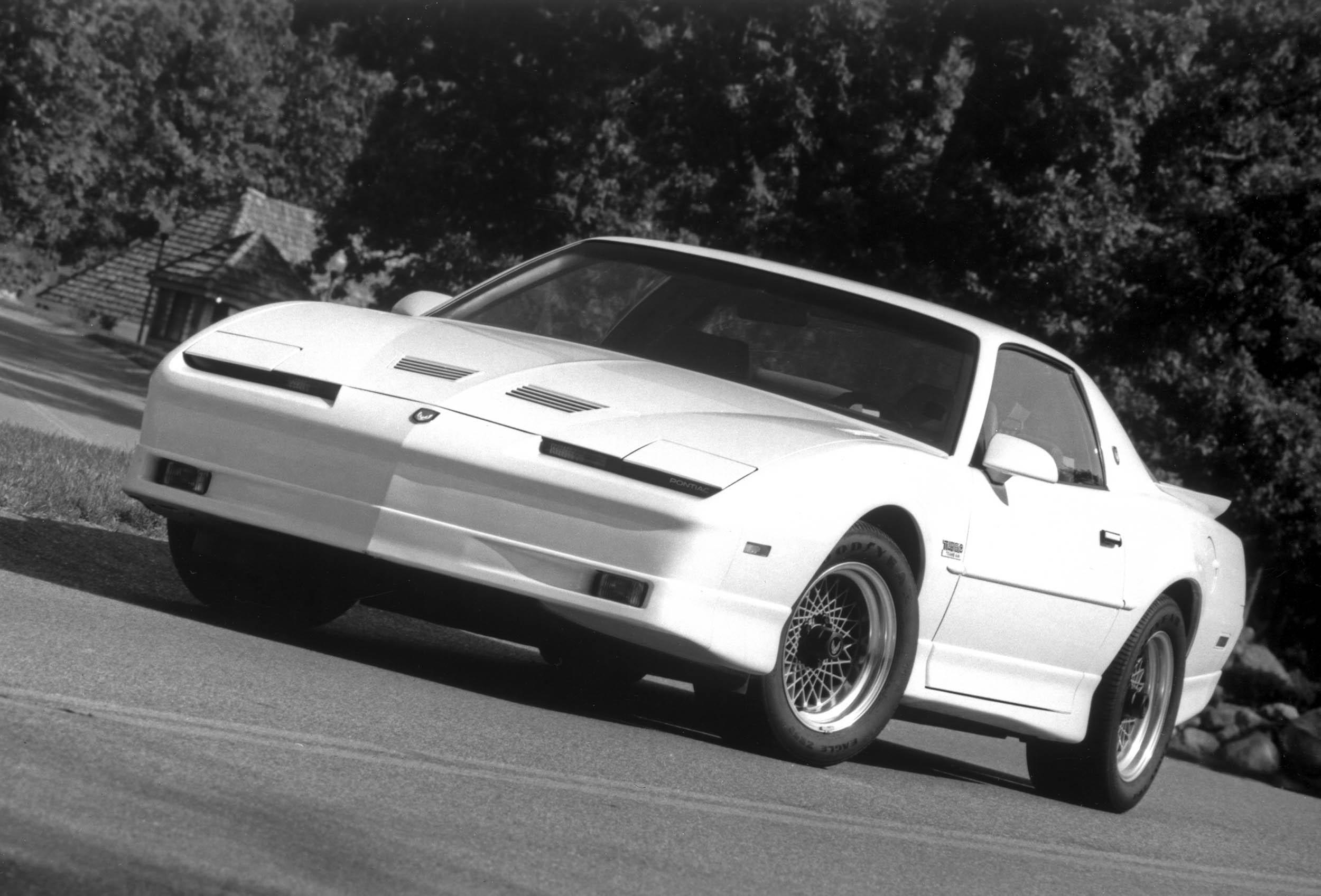 1989 Pontiac 20th Anniversary Turbo Trans Am