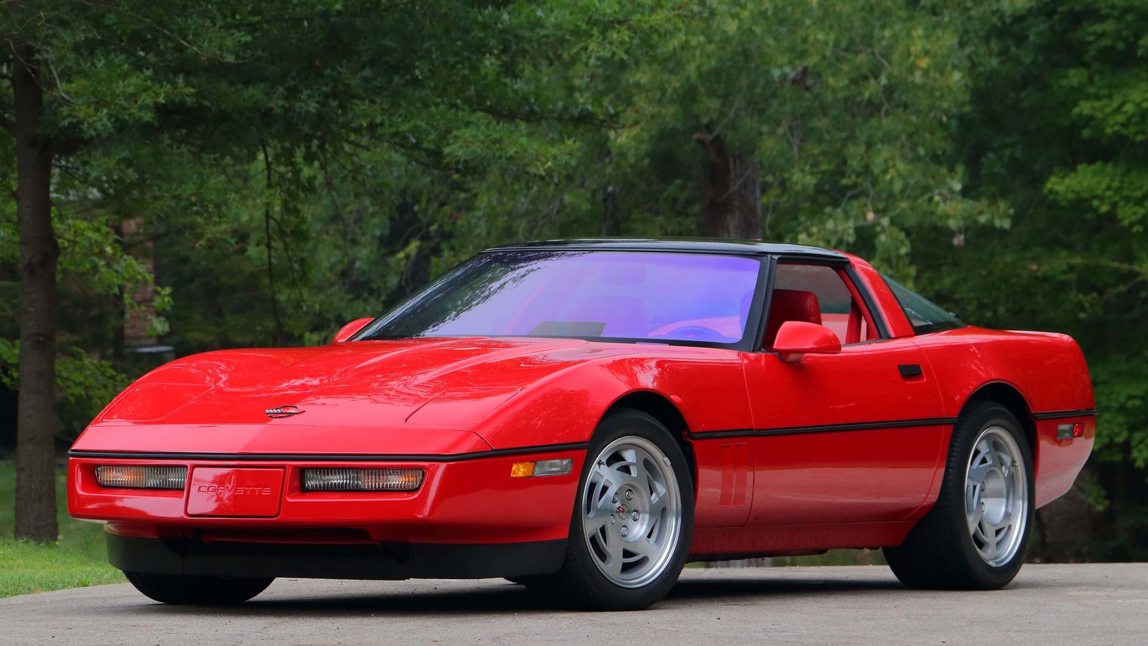 1990 Chevy Corvette ZR1