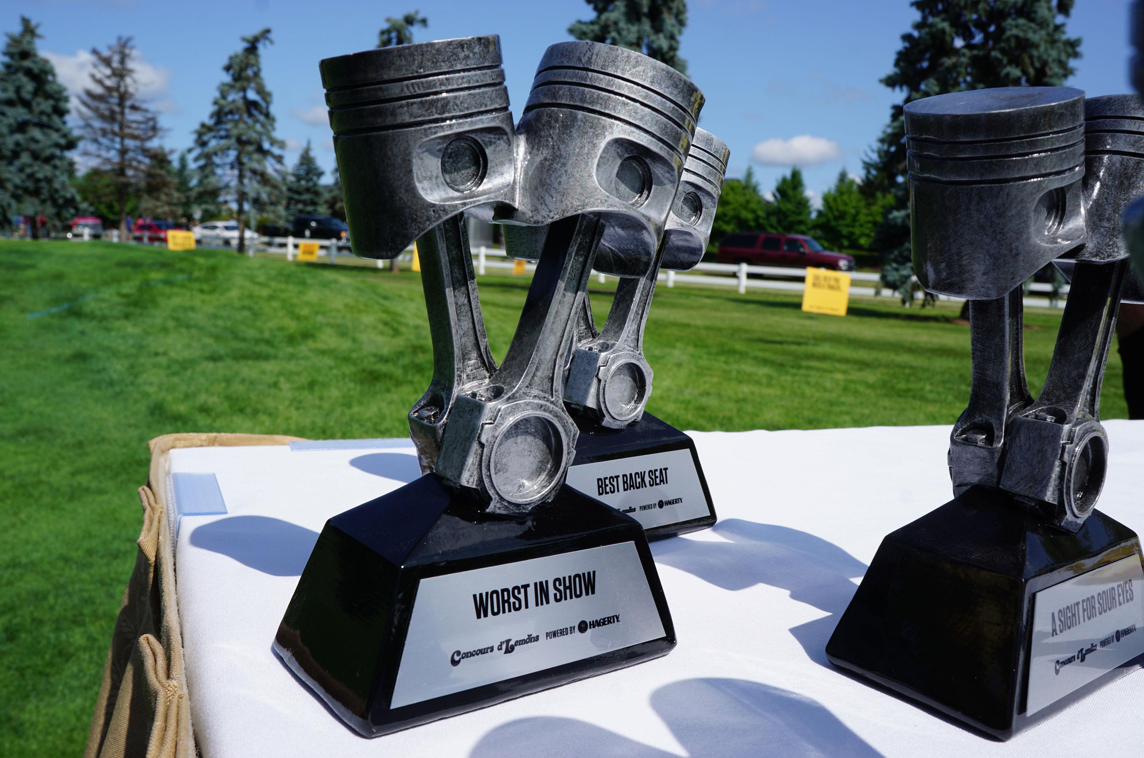 concours d lemons worst of show trophy michigan 2018