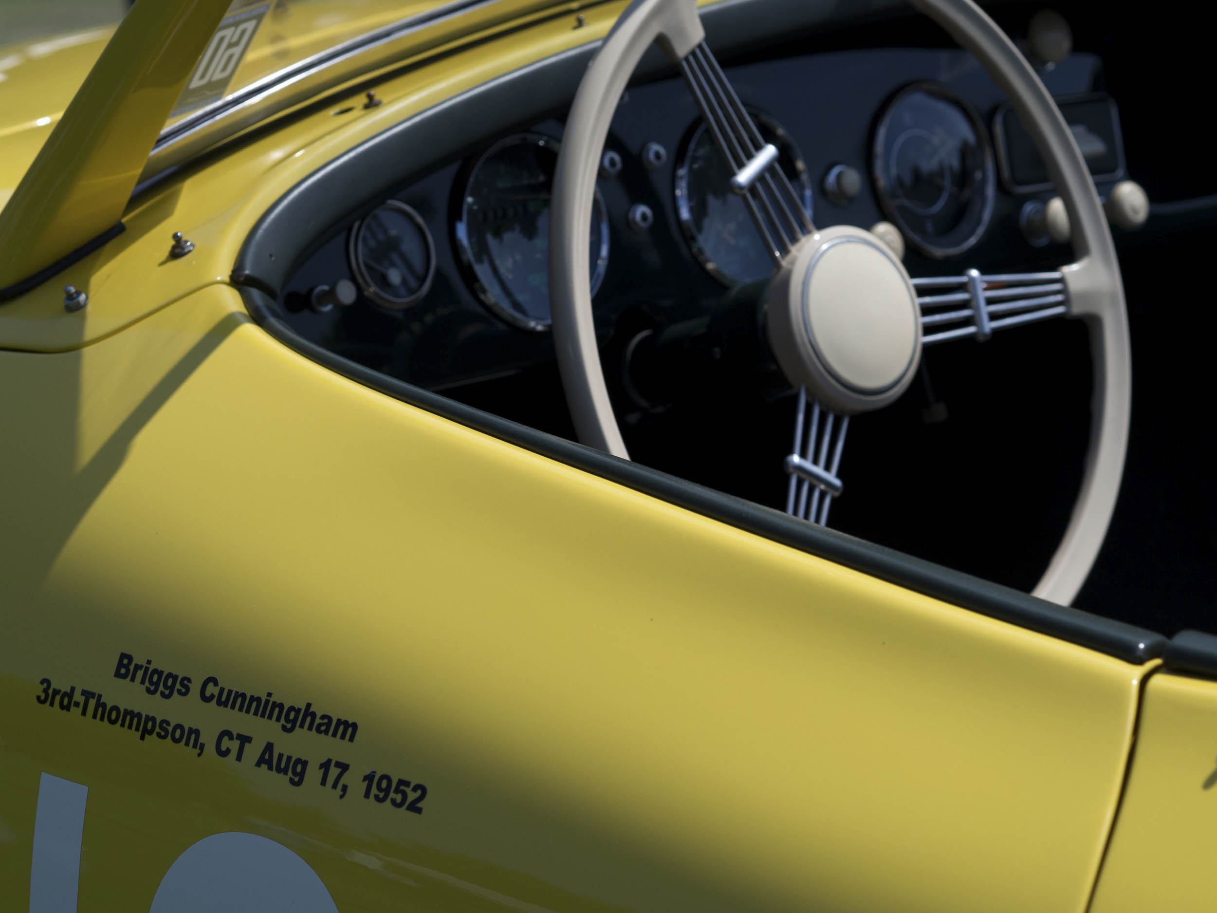 1952 Porsche America Roadster