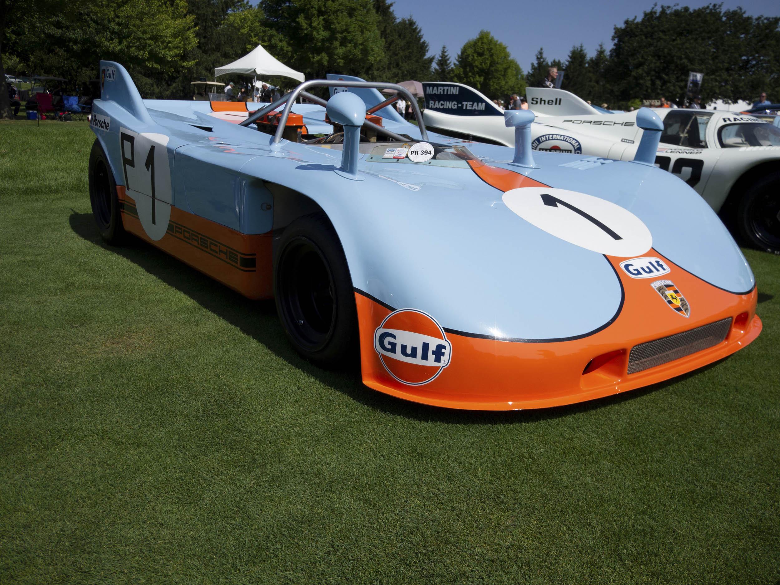 1971 Porsche 908/03 front 3/4