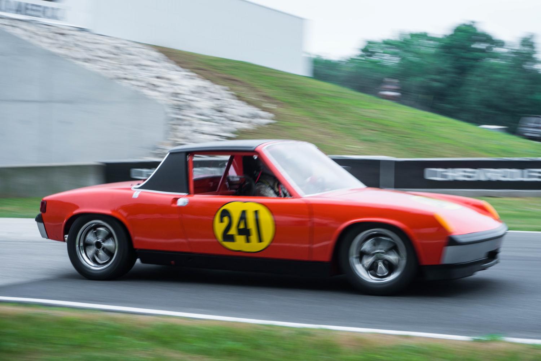 1971 Porsche 914 Hawk Race car
