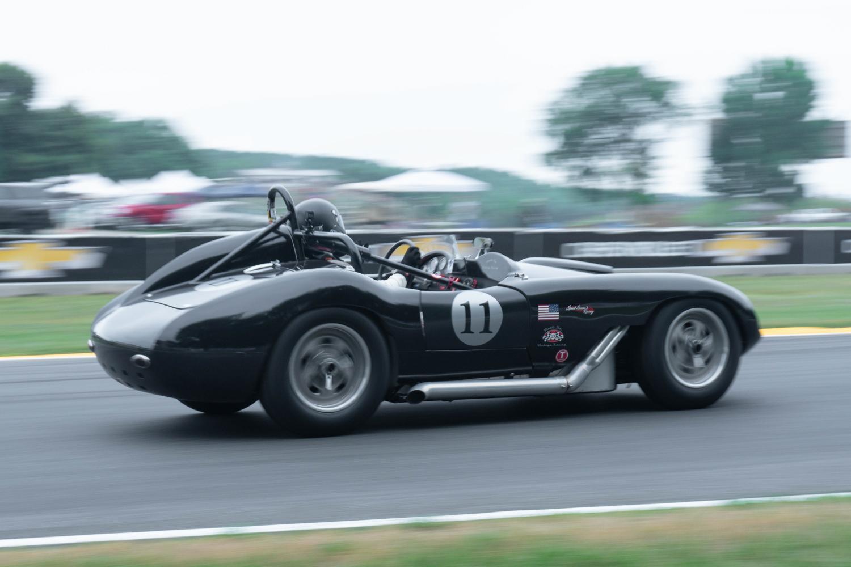 Devin E Roadster Hawk race car