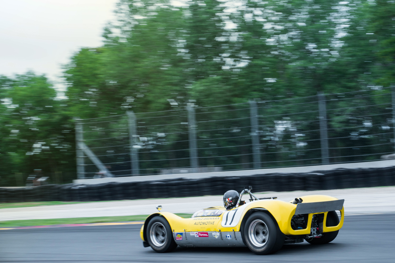 1965 Genie MK-10B race car hawk