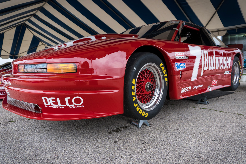 1990 Oldsmobile Cutlass TA Race Car Hawk