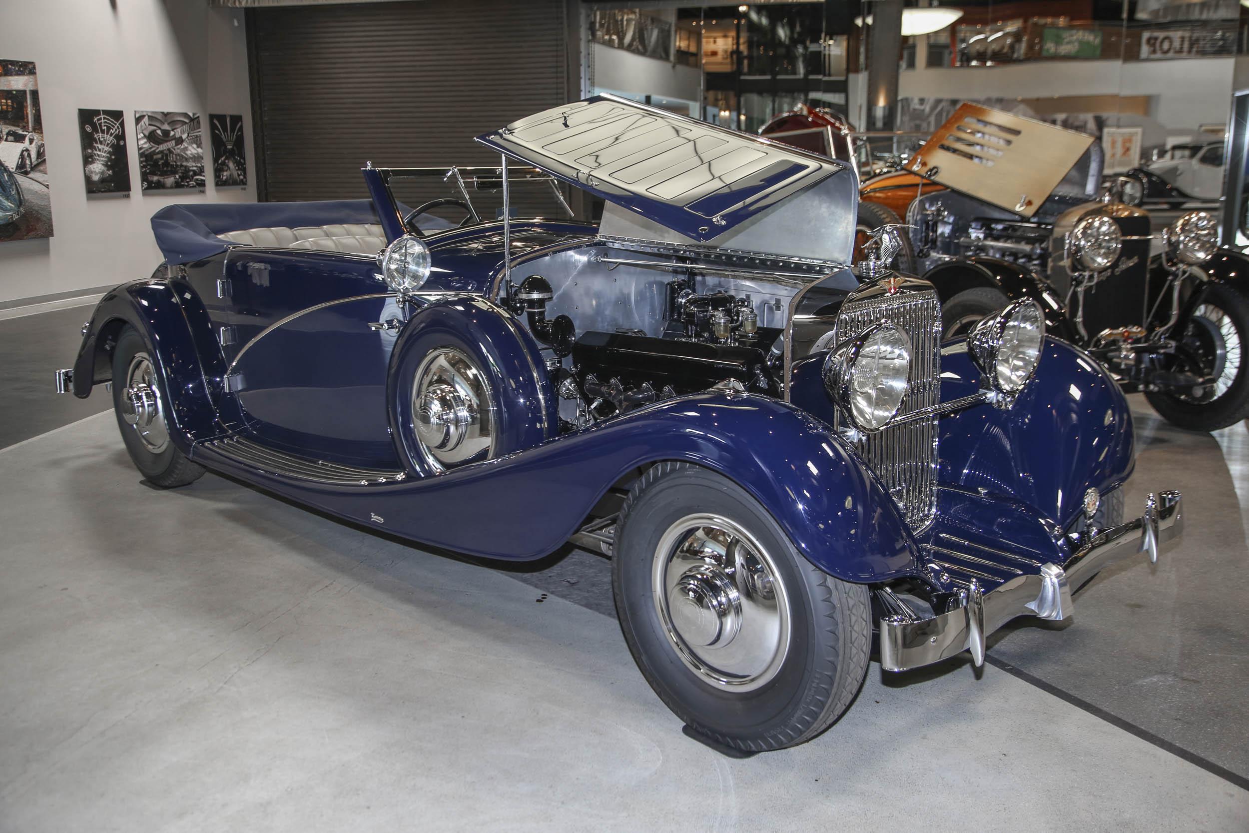 Hispano-Suiza V12 Cabriolet
