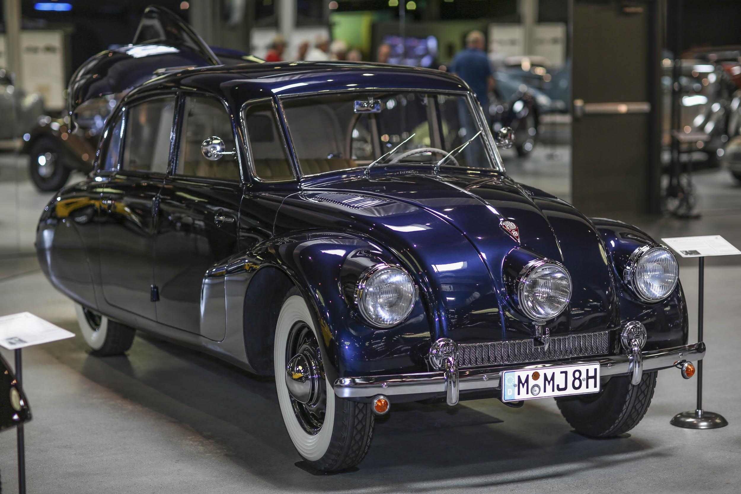 1938 Tatra 3.0-liter V-8