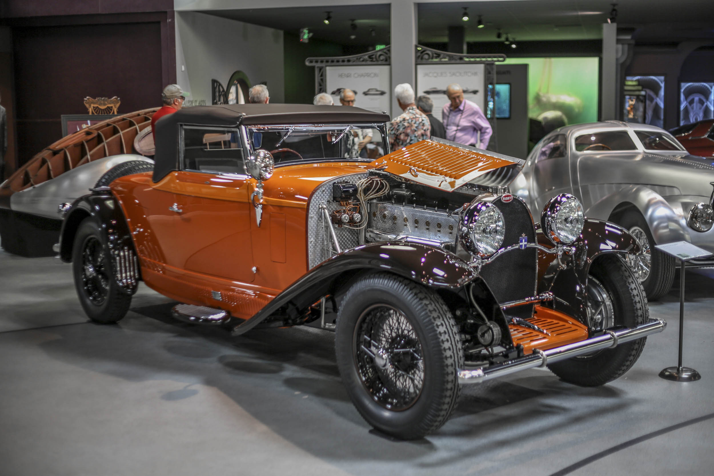6 of our favorite engines from the Mullin Automotive Museum thumbnail