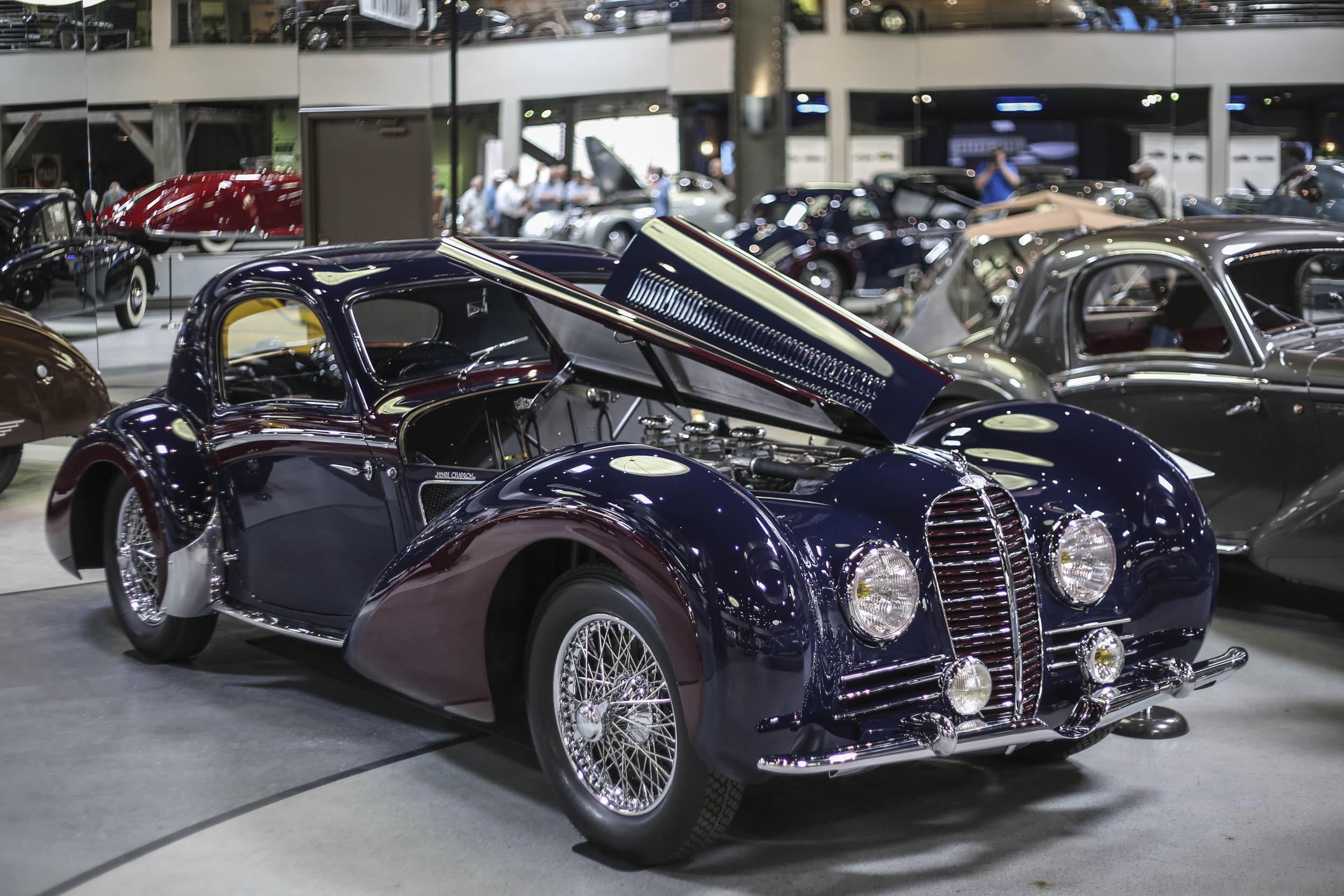 1937 Delahaye 4.5-liter V-12