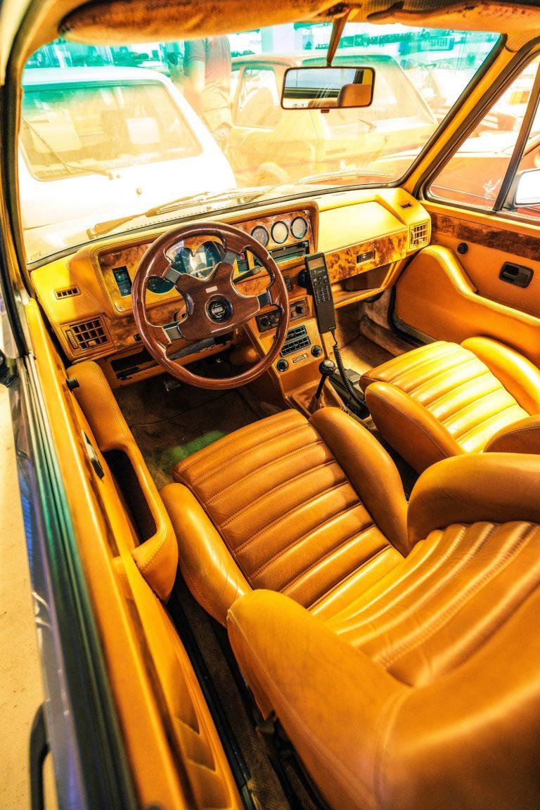 vw golf collection luxury interior