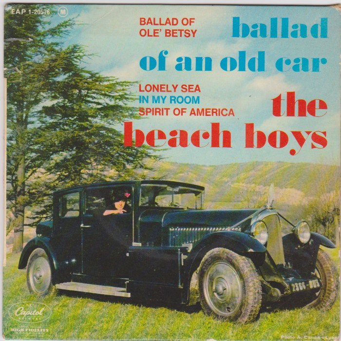 Ballad of Ole' Betsy Beach Boys