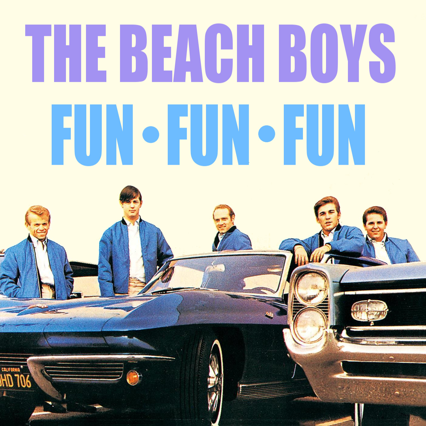 The Beach Boys Fun Fun Fun