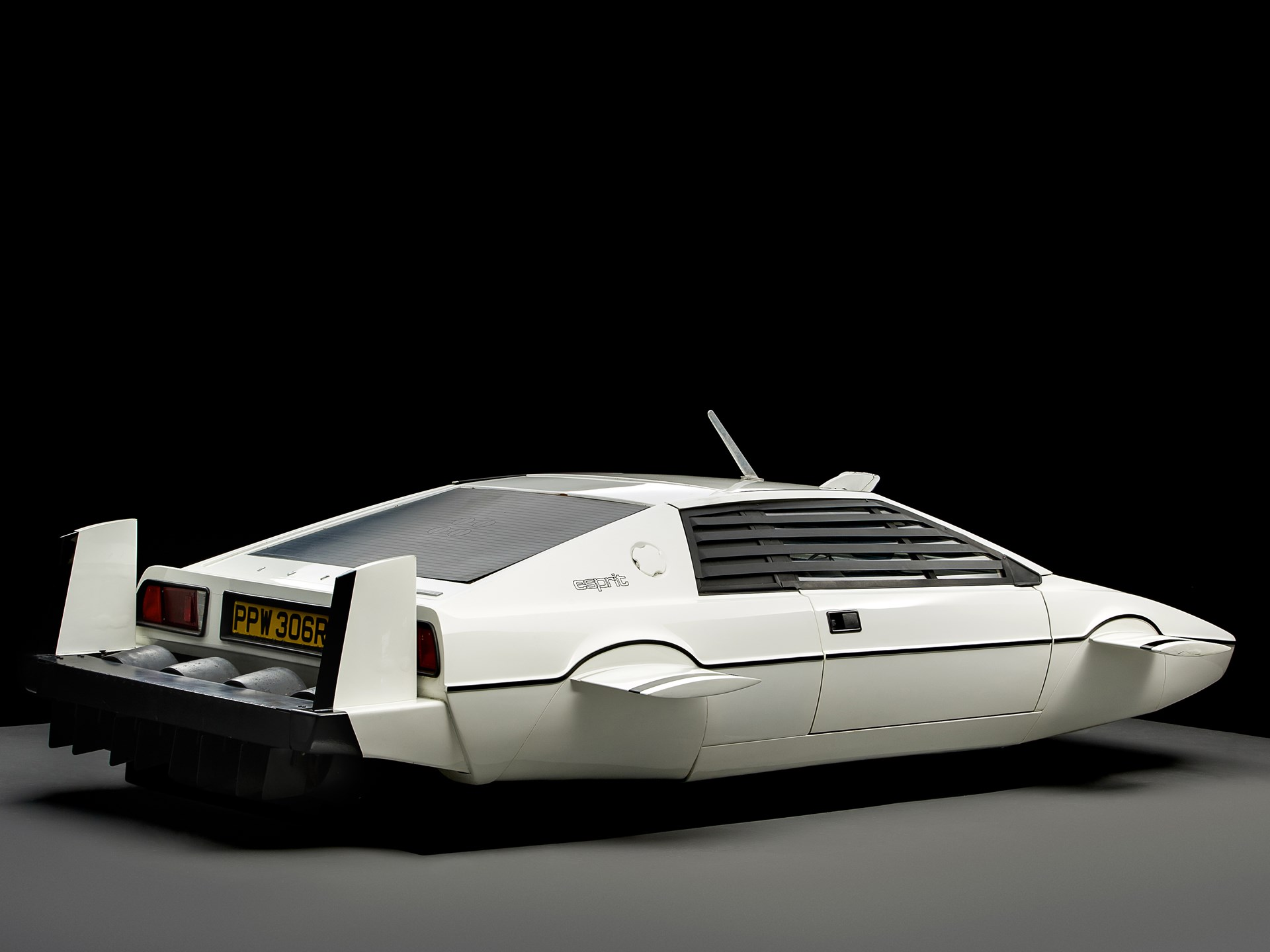 Tesla's Cybertruck was inspired by this '70s Bond submarine movie car thumbnail