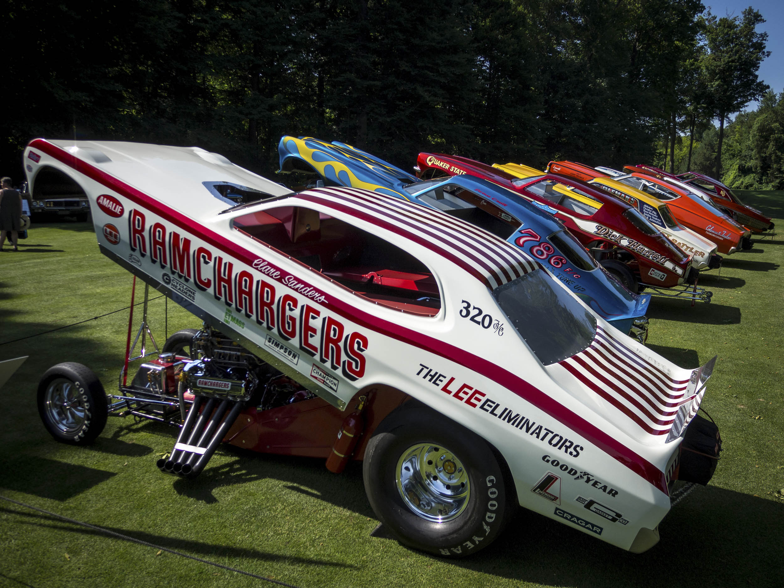 1973 Dodge Demon Funny Car