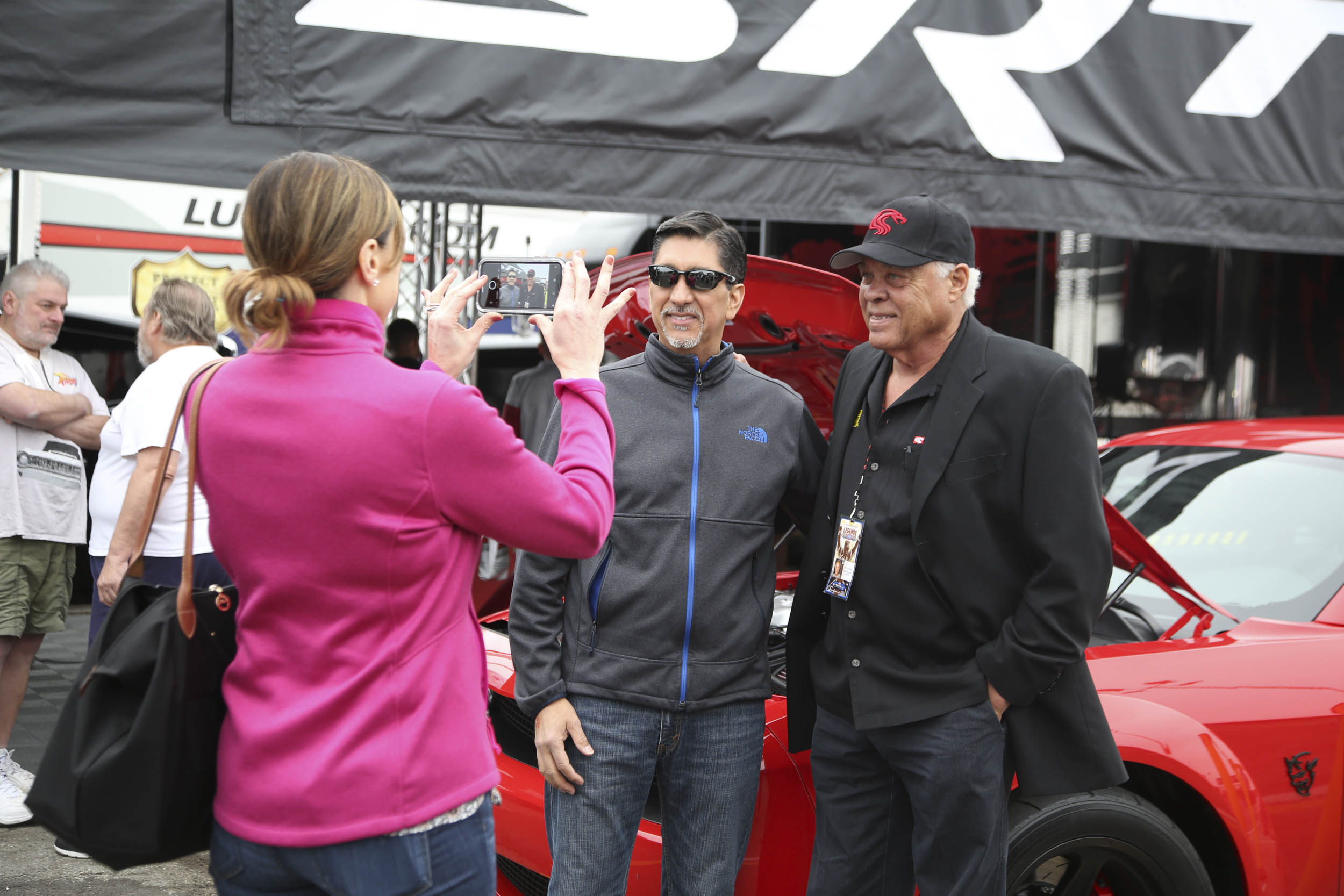Prudhomme was one of the first names on the list to purchase a 2018 Dodge Demon. He got serial number 049 in honor of his 49 victories as a driver.