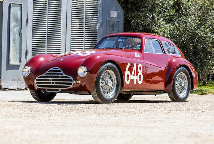 The surreal experience of watching a $3.5-million sale at Bonhams Quail Lodge Auction thumbnail