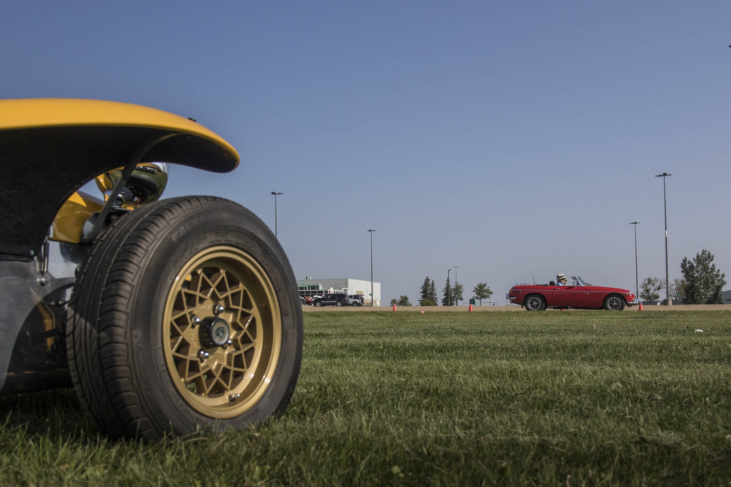 Hagerty canadian driving experience