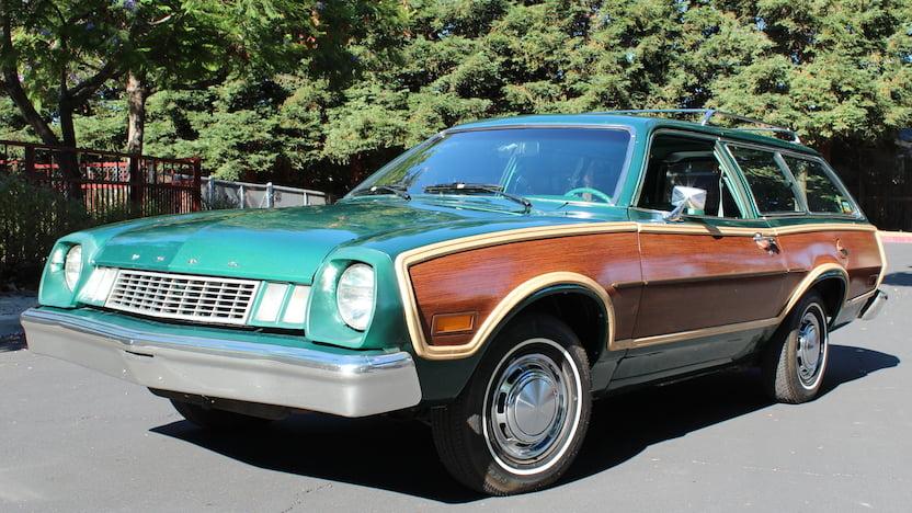 1978 Pinto Squire Wagon