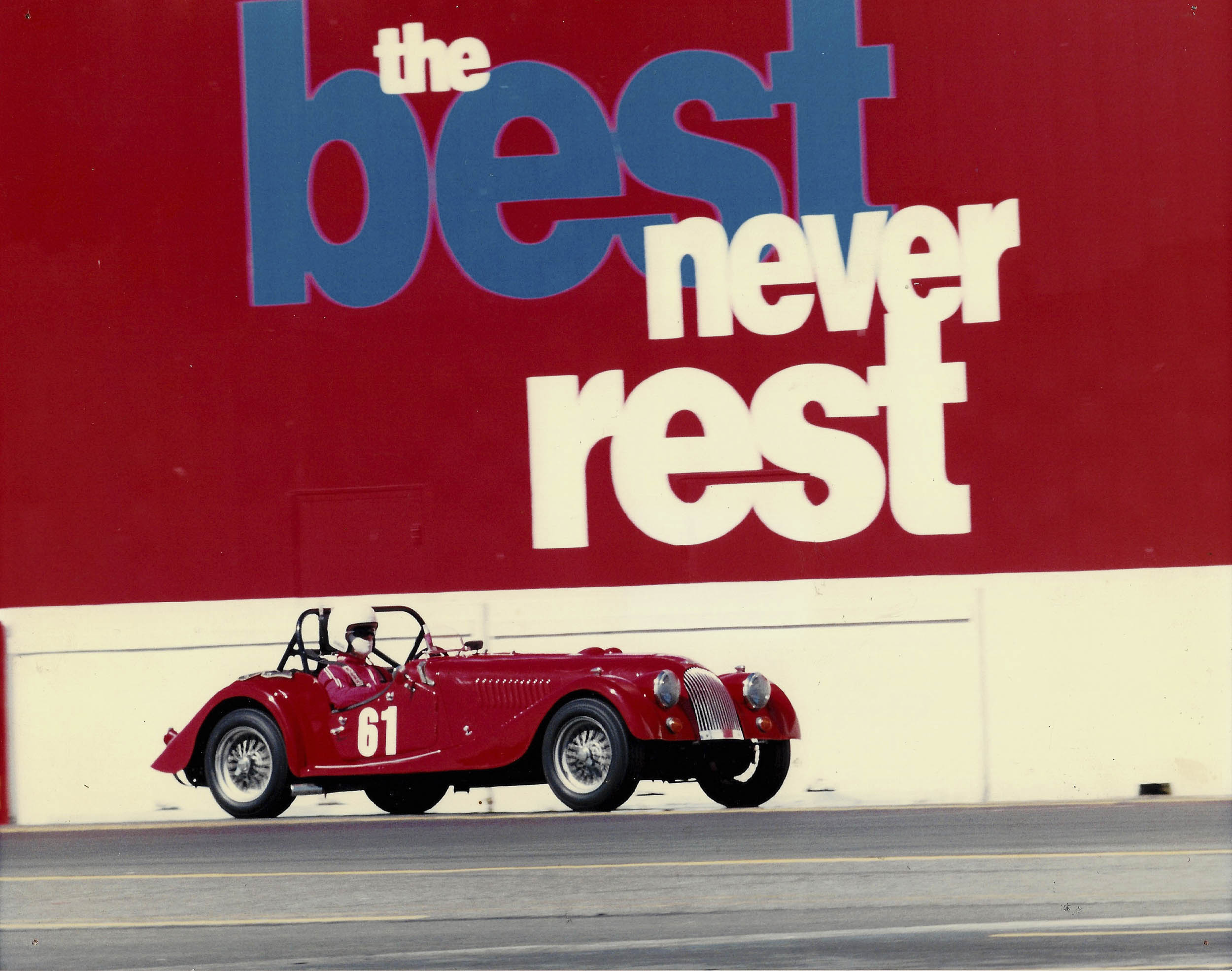 the best never rest by bob dunsmore