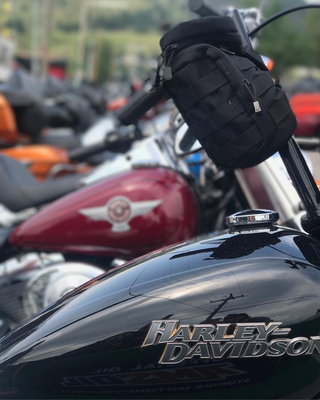 motorcycles at Sturgis® Motorcycle Rally™