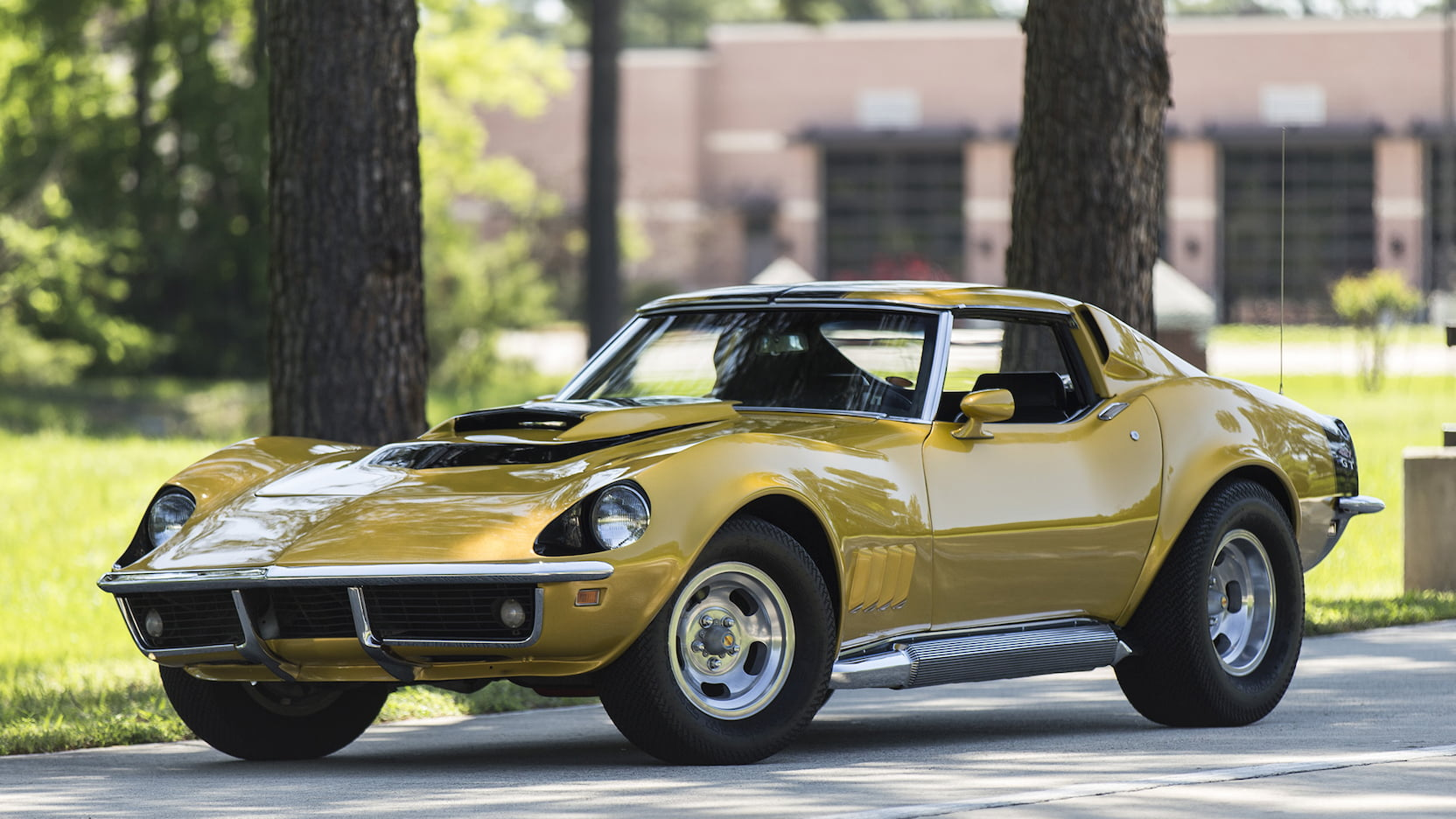 1969 Baldwin-Motion Corvette