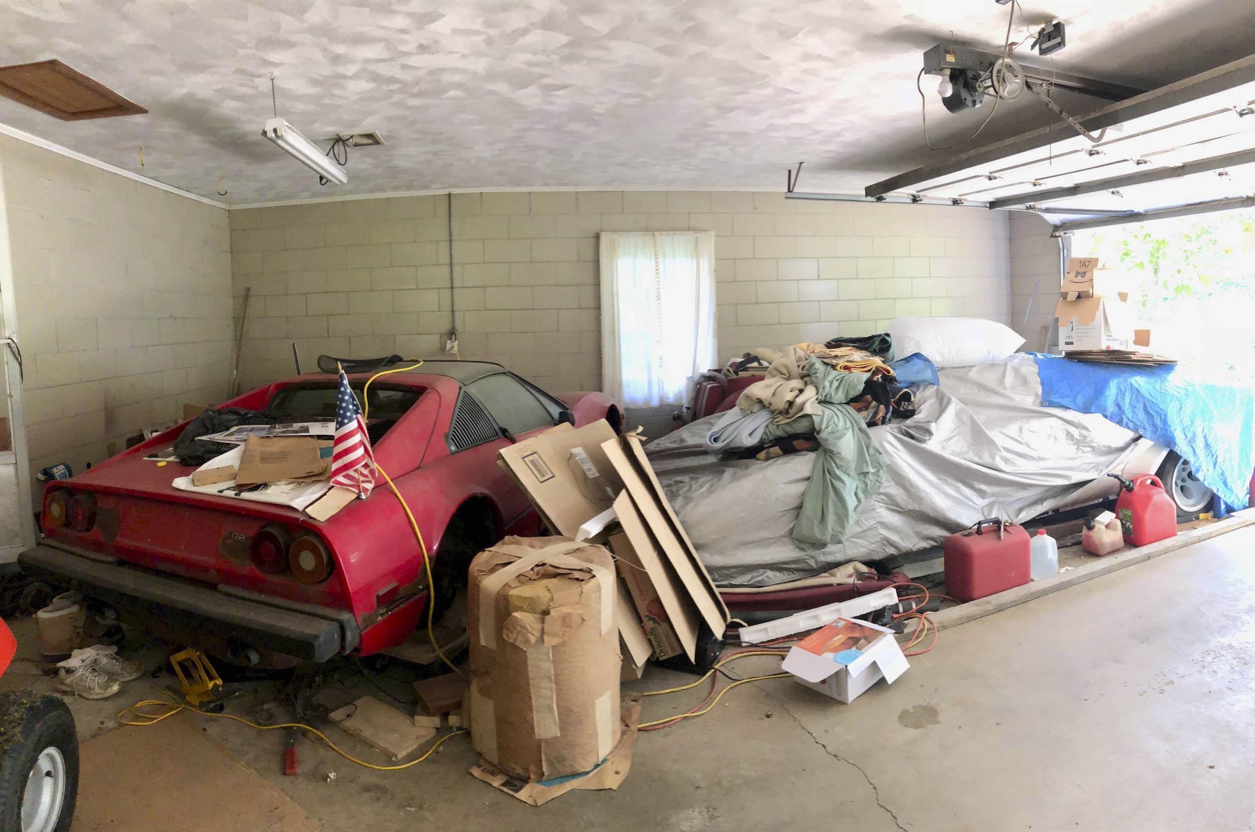 rare garage finds