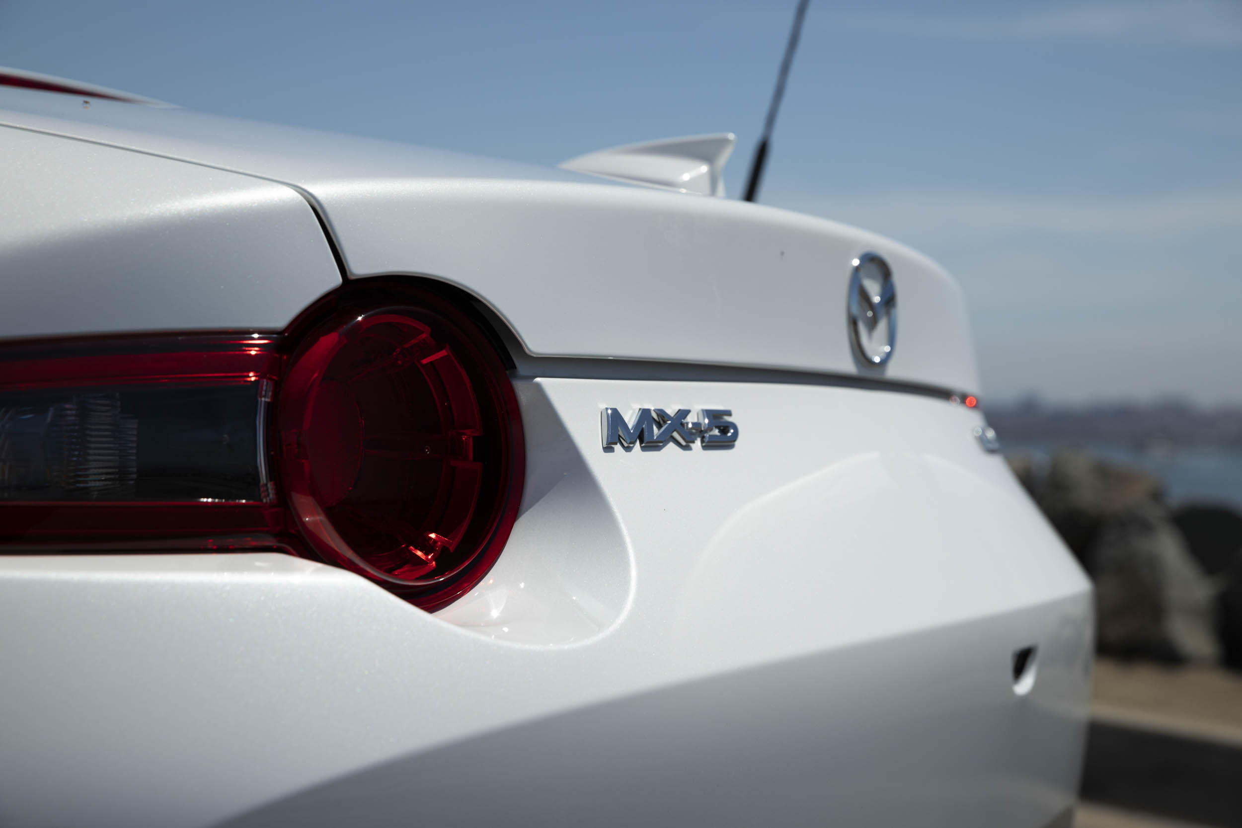 MX-5 badge