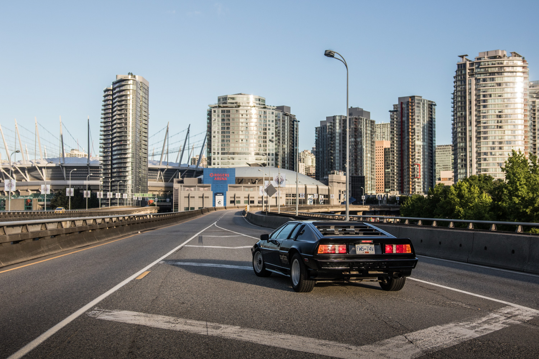 lotus esprit turbo rear 3/4 bridge
