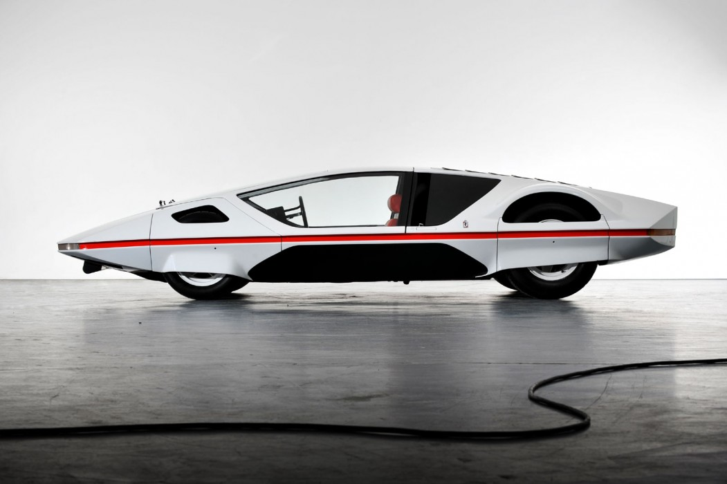 This 512S Modulo concept renders Jim Glickenhaus king of the streets thumbnail