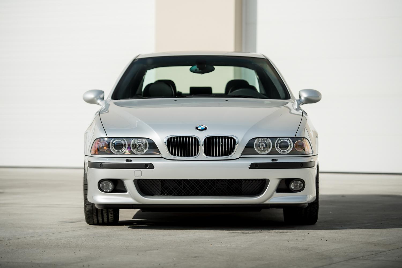 2002 m5 front