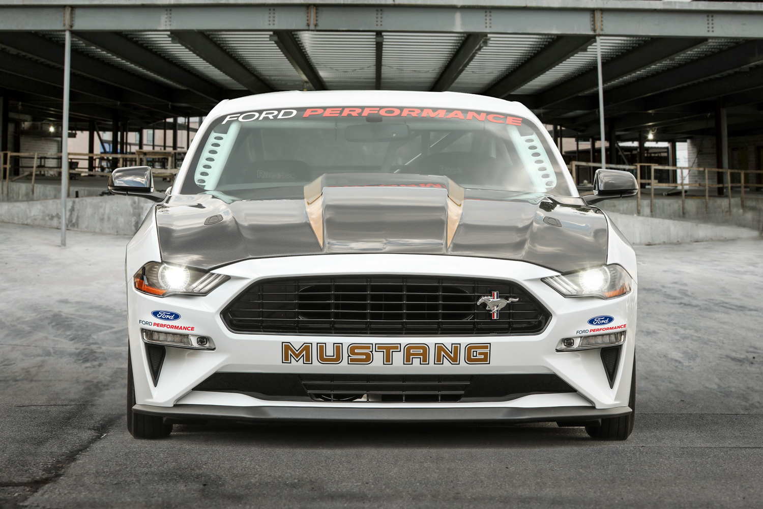 2018 Ford Mustang Cobra Jet front end