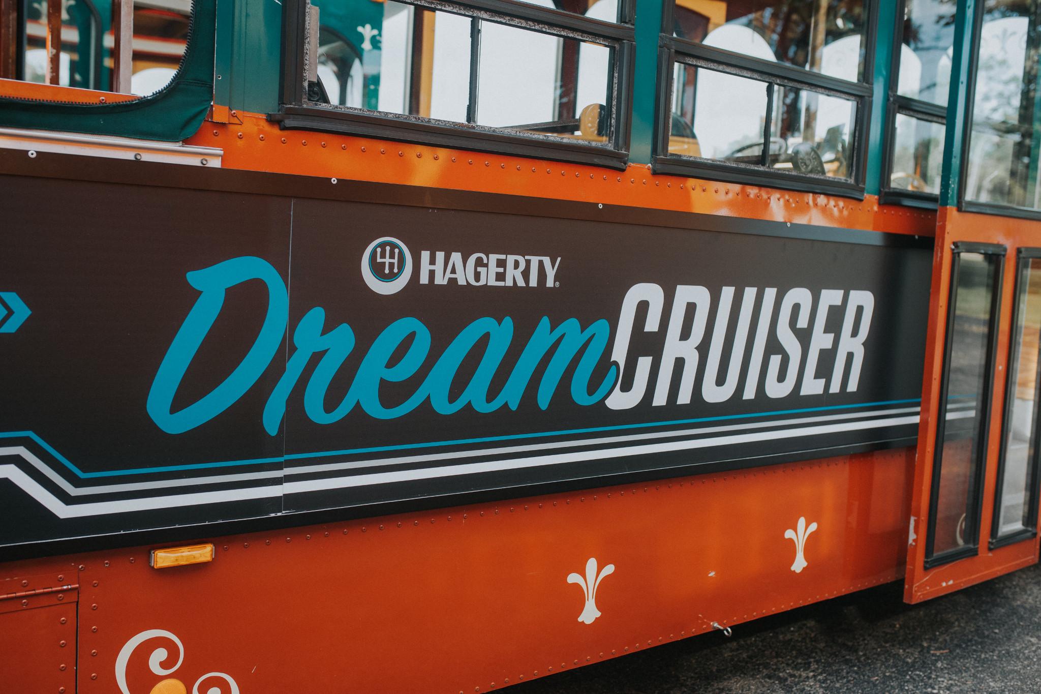Hagerty Dream cruiser woodward dream cruise