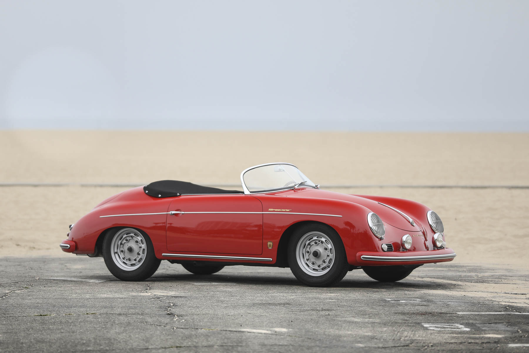 Daydream with me in a Porsche 356 A Speedster thumbnail