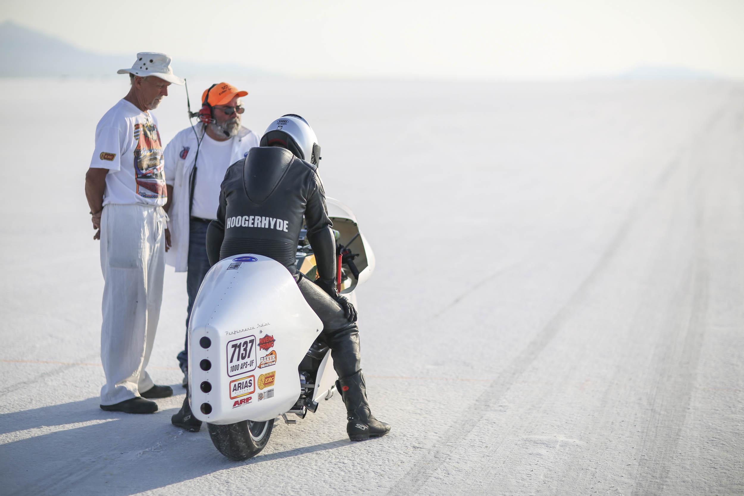 Hoogerhyde motorcycle