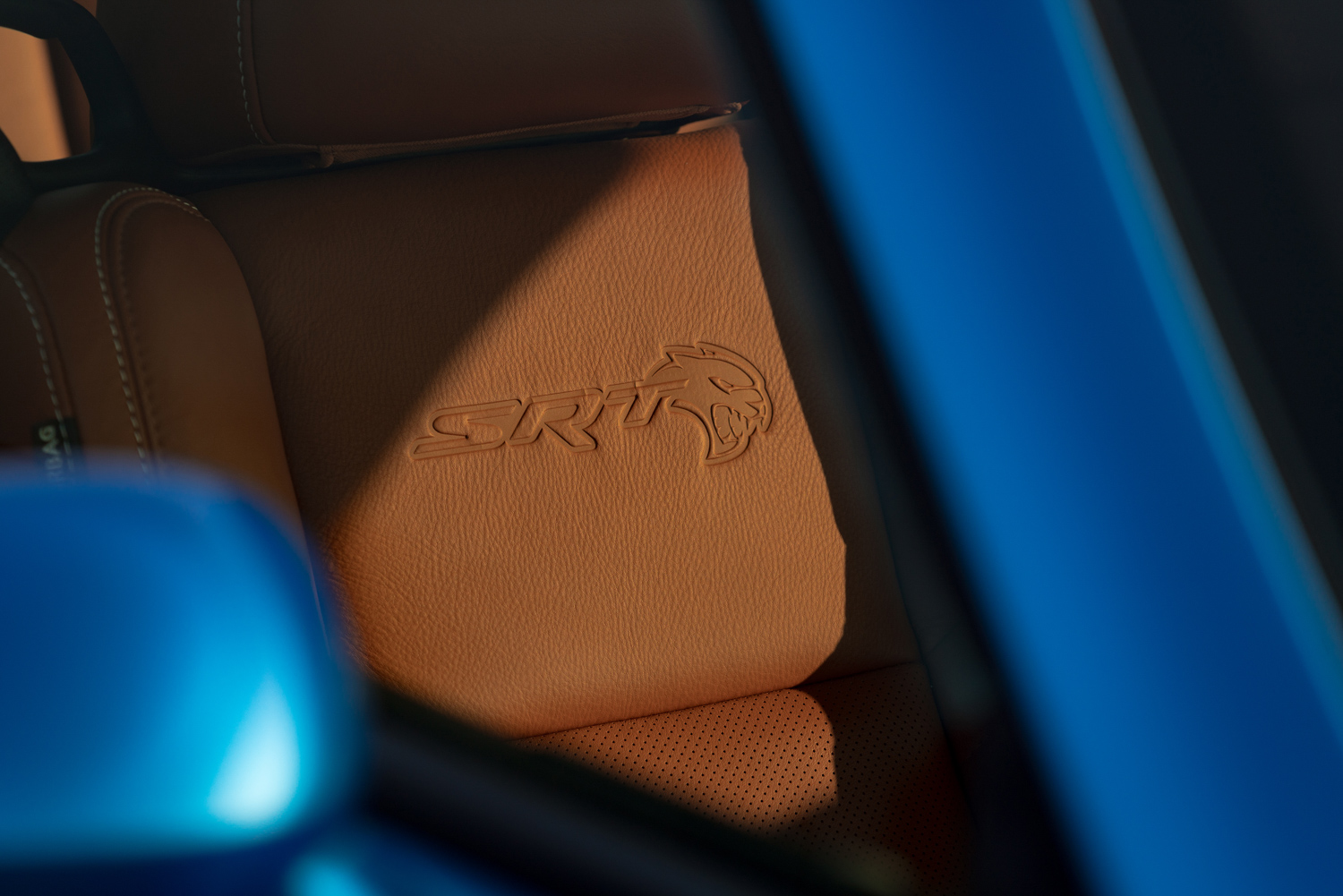 2019 Challenger SRT Hellcat Redeye Widebody leather seat