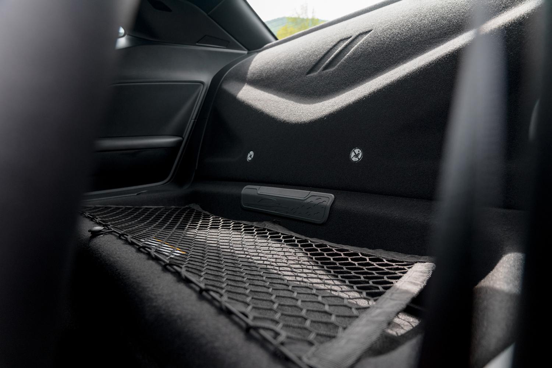 2019 Challenger SRT Hellcat Redeye Widebody rear seat delete