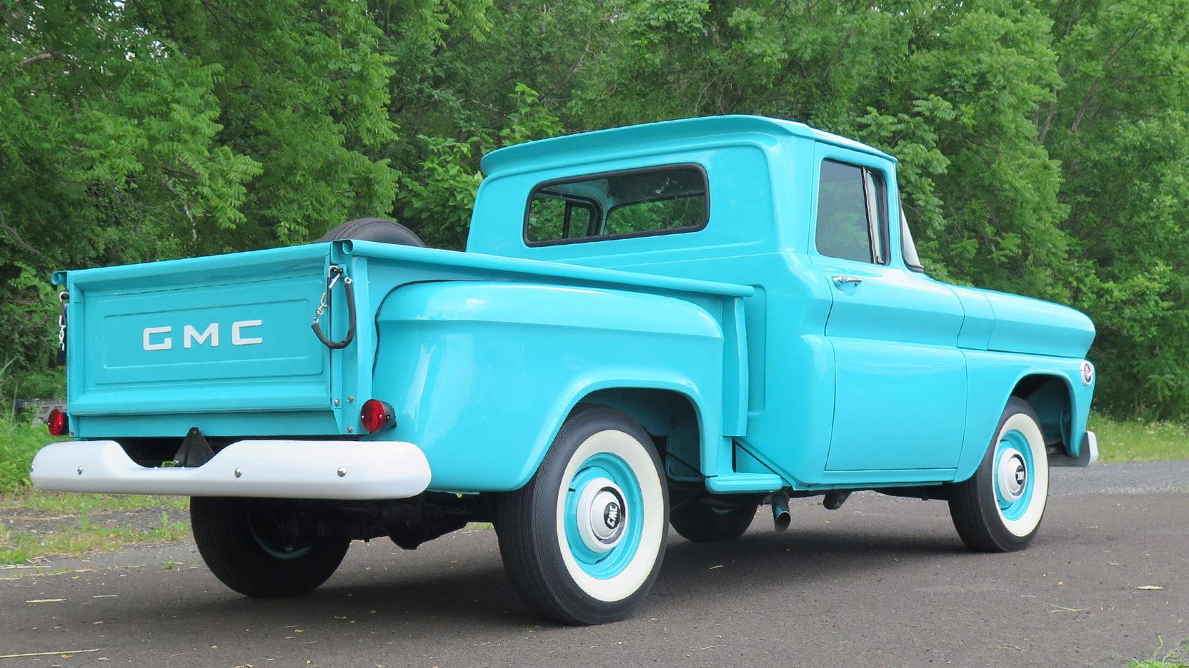 1960 GMC C/K pickup