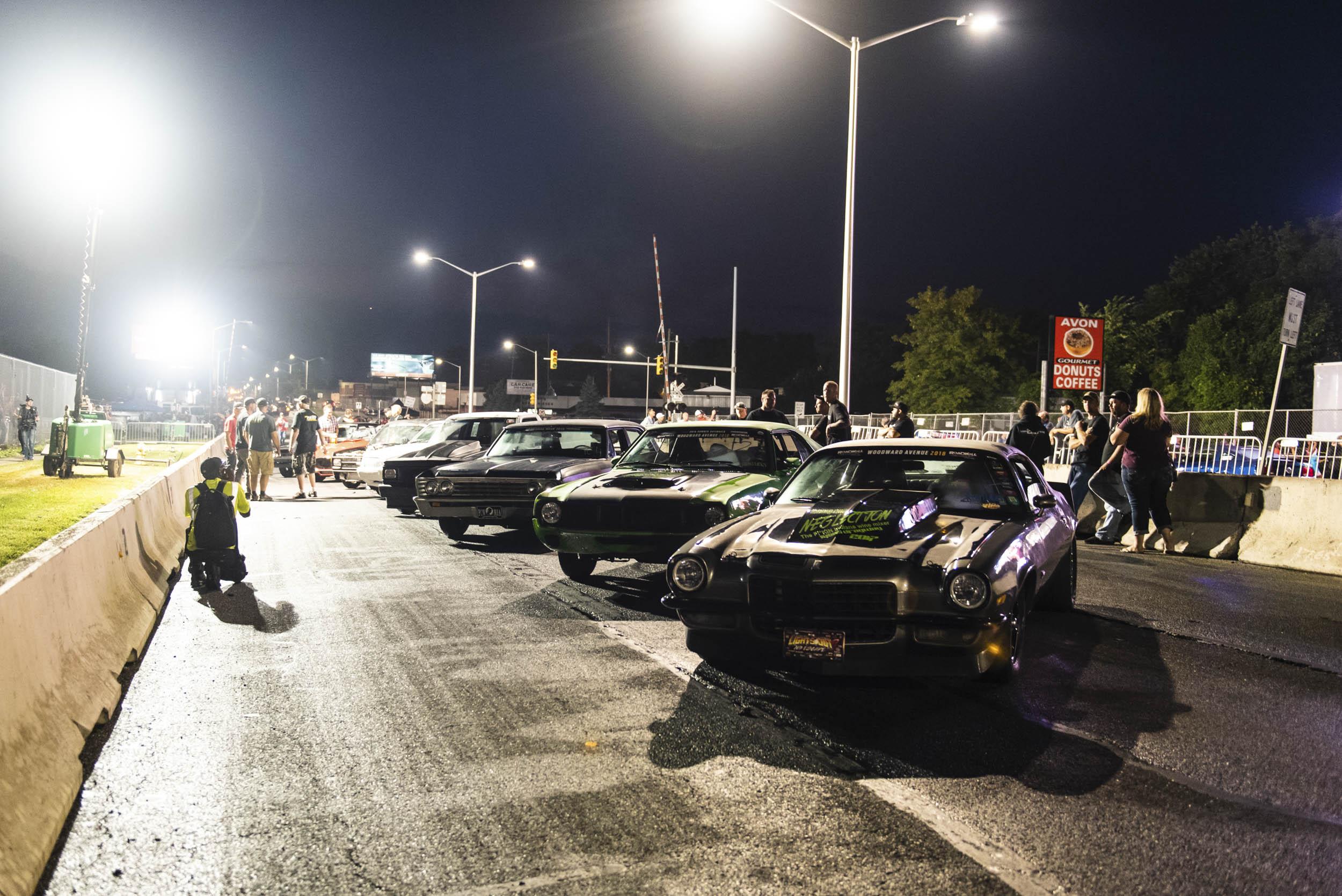 Roadkill nights drag racing